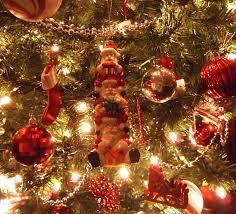 upside down christmas tree carolyn dube