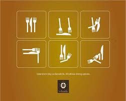 Valentine S Day Decoration Ideas For Restaurants by 40 Clever U0026 Creative Valentine U0027s Day Ads Hongkiat