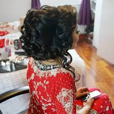 indian bridal hairstyle 25 curly wedding hairstyle ideas designs design trends