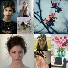 hair you wear 13 ways to wear floral hair accessories