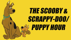 scooby u0026 scrappy doo puppy hour 1982 intro opening