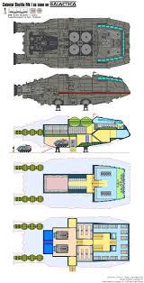 star trek deckplan federation