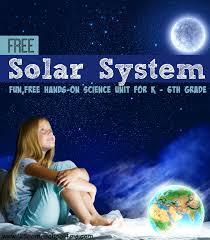 123 homeschool 4 me solar system