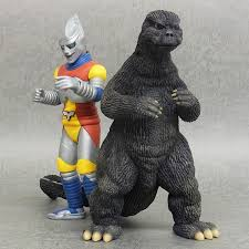 x plus large series godzilla 1973 ric boy vinyl figure