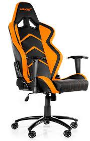 B O Schreibtisch Schwarz Ak K6014 Bo Gaming Stuhl Akracing Player Schwarz Orange Bei
