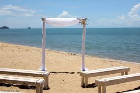wedding arches hire cairns queensland australian weddings cairns palm cove port