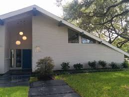 Midcentury Modern Homes - before and after the revival of a midcentury home in houston