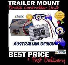 ame 12 volt trailer mount electric brake controller ebay