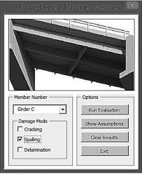 bridge information modeling for inspection and evaluation