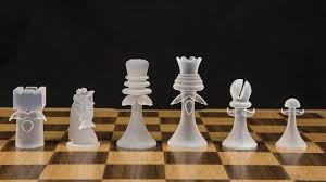 coolest chess sets the legal issues of 3d printing a chess set all3dp