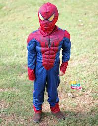 spiderman costumes for bryson it u0027s gravy baby