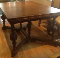 dining room sets with leaf antique dining table ebay