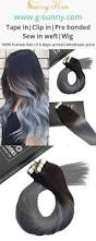 Ombre Hair Extensions Tape In by The 25 Best Tape Extensions Ideas On Pinterest Tape In Hair