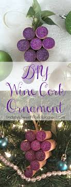 25 unique cork ornaments ideas on wine cork ornaments