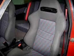 bmw m3 seats e30 m3 sport evo color seat belts