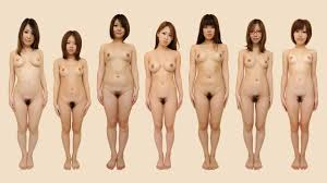 無修正  直立全裸 日本人の直立パイパン画像   【パイパン】+【スジマン】ワレメ ...