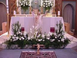 Easter Decorations To Make Pinterest by 57 Best Church Decor Images On Pinterest Church Ideas Altar