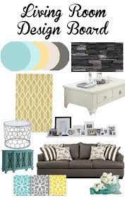 Teal Yellow And Grey Bedroom Living Room And Main Floor Design Inspiration Teal Yellow Floor