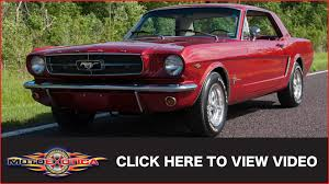 65 ford mustang coupe 1965 ford mustang coupe sold