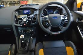 2013 ford focus st review video performancedrive