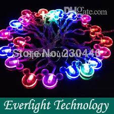 Wholesale Christmas Home Decor Cheap Wholesale Led Lights For Home Decor 110v 220v Mickey Mouse