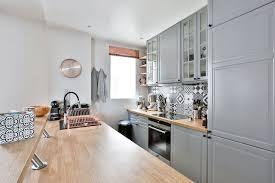 cuisine et grise cuisine grise des modèles pour s inspirer côté maison