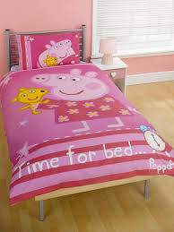 Peppa Pig Bed Set by Terrific Peppa Pig Cot Bed Set 79 On Interior Decor Design With