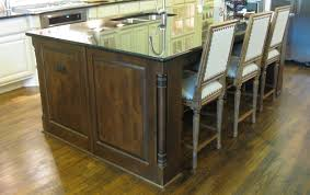 Kitchen Island Posts Kitchen Island Burrows Cabinets Central Texas Builder Direct