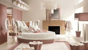 jugendzimmer mädchen modern jugendzimmer mädchen rundes bett teppich kamin kinderzimmer