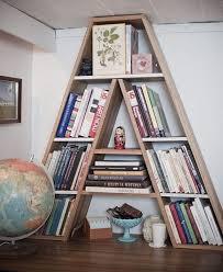 Cool Bookcase Ideas Best 25 Creative Bookshelves Ideas On Pinterest Unique Wall