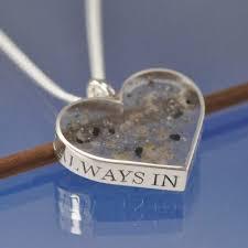 ashes pendant cremation ash pendant chris parry uk jewellery designer maker