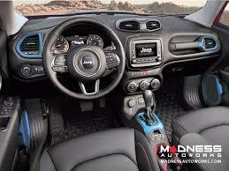 jeep renegade sierra blue jeep jeep renegade interior trim kit blue left hand drive