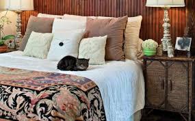 wohnideen bessere lebens schlafzimmer farbige wandgestaltung beispiele cabiralan schlafzimmer
