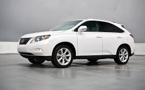 compare volvo xc90 lexus rx 350 2011 lexus rx 350 awd editors u0027 notebook automobile magazine
