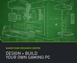 black friday gaming pc nvidia geforce garage helps you to build a gaming pc