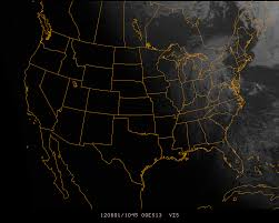 United States Satellite Weather Map by Visible Satellite Imagery Learning Weather At Penn State Meteorology