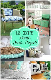 Easy Home Decor 12 Inspiring Diy Home Decor Projects