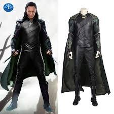 costumes for men manluyunxiao thor ragnarok costume loki