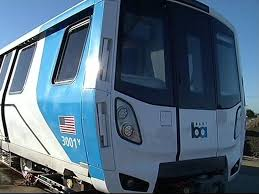 bart hopes to put 10 new railcars in service before thanksgiving