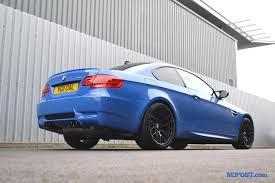 Bmw M3 Blue - bmw m3 in santorini blue is one sick sports car