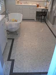 Mosaic Bathroom Floor Tile by Vintage Mosaic Floor U2026 Everythingtile