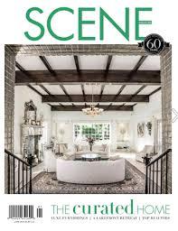 scene magazine dishes with steve ellis of mgb fine custom homes