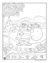 christmas hidden picture printables kids woo jr kids