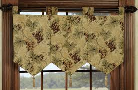 curtains trendy kitchen curtains valances patterns magnificent