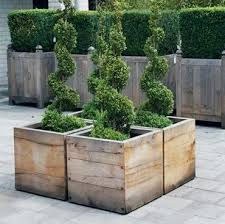 Potato Planter Box by The 25 Best Large Wooden Planters Ideas On Pinterest Wooden
