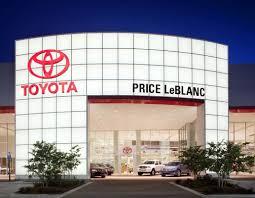 toyota corporate headquarters price leblanc toyota cangelosi ward