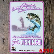 Cheap Retro Home Decor High Quality Vintage Fishing Art Buy Cheap Vintage Fishing Art