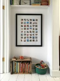 ideas for displaying photos on wall travel memories captured with little square gallery squares walls