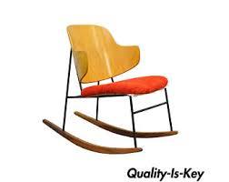 Lucite Rocking Chair Bentwood Rocker Etsy