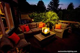 Landscap Lighting by Oasis Florida Landscaping And Architectural Lighting Outdoor Living